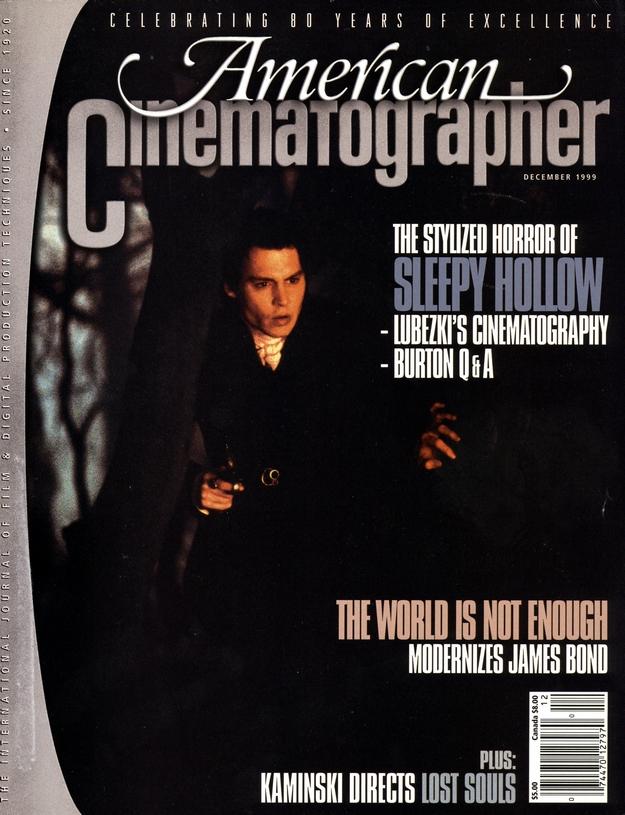 Sleepy Hollow - American Cinematographer