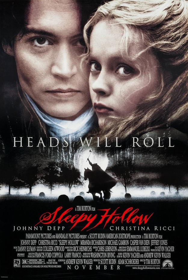 Sleepy Hollow - affiche