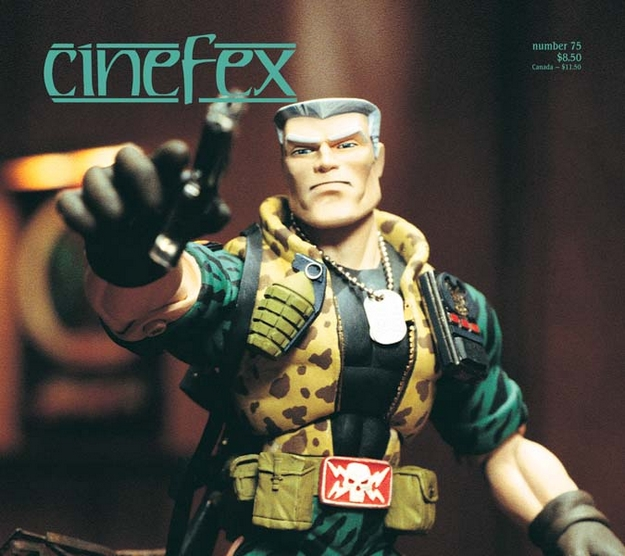 Small Soldiers - Cinefex