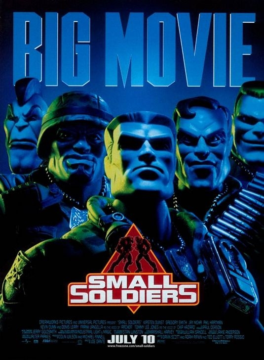Small Soldiers - affiche