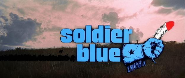 Soldat bleu - générique