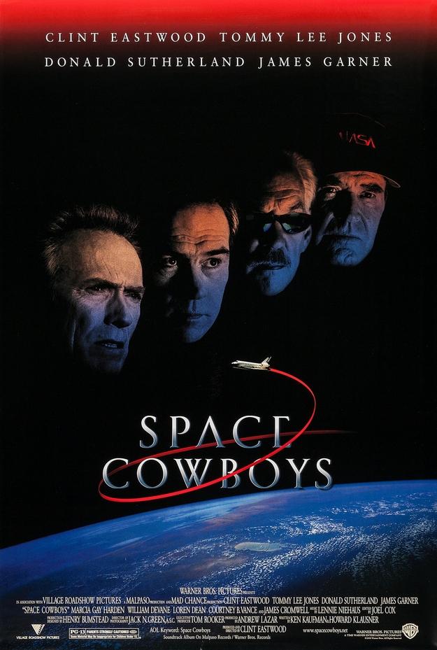 Space Cowboys - affiche