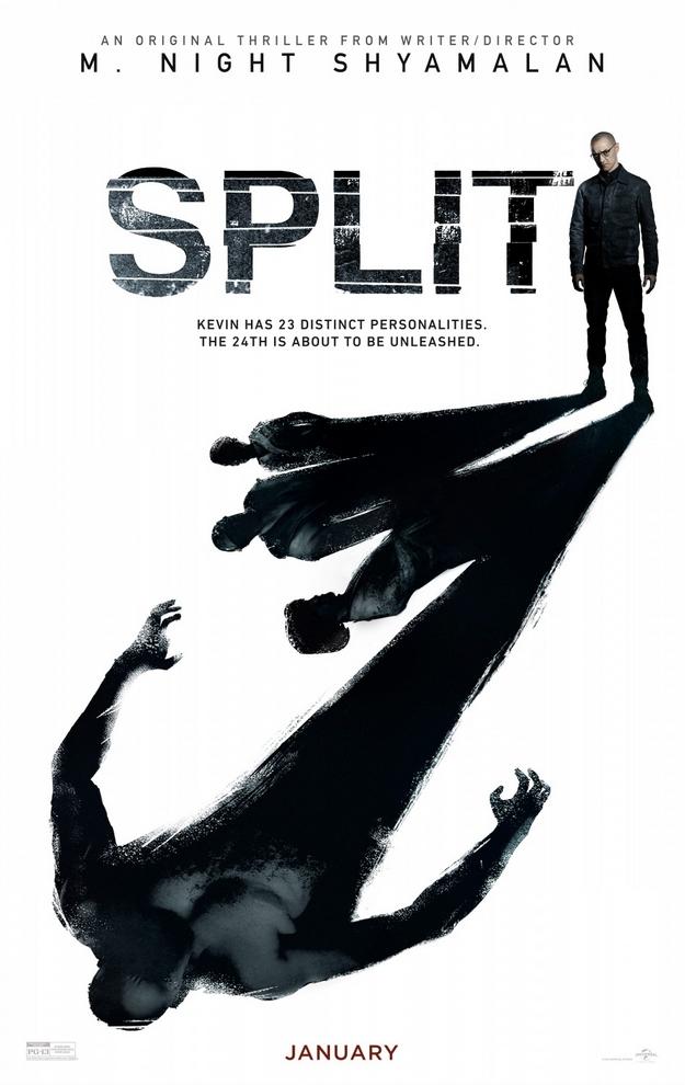 Split - affiche