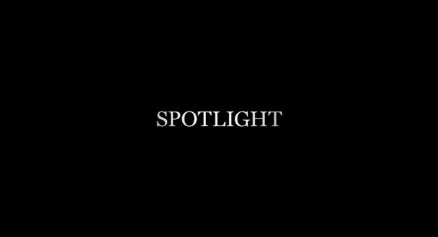 Spotlight - générique