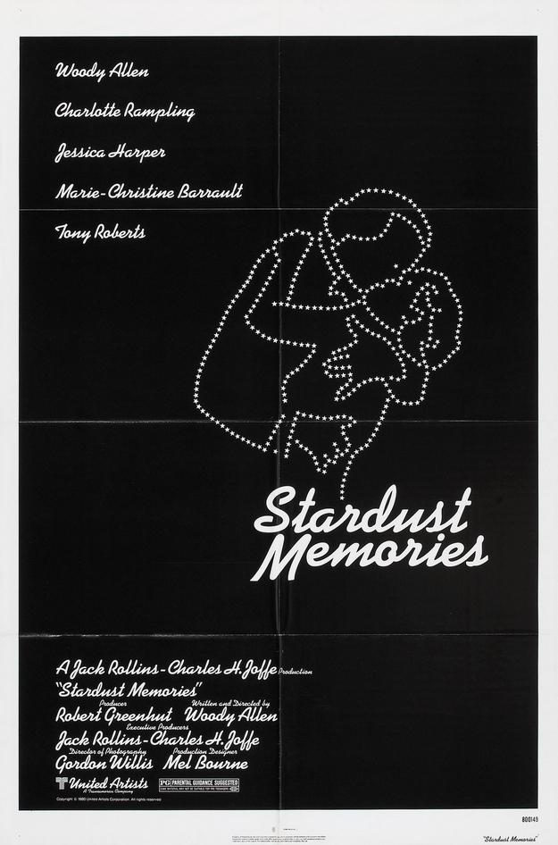 Stardust Memories - affiche