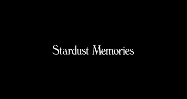 Stardust Memories - générique
