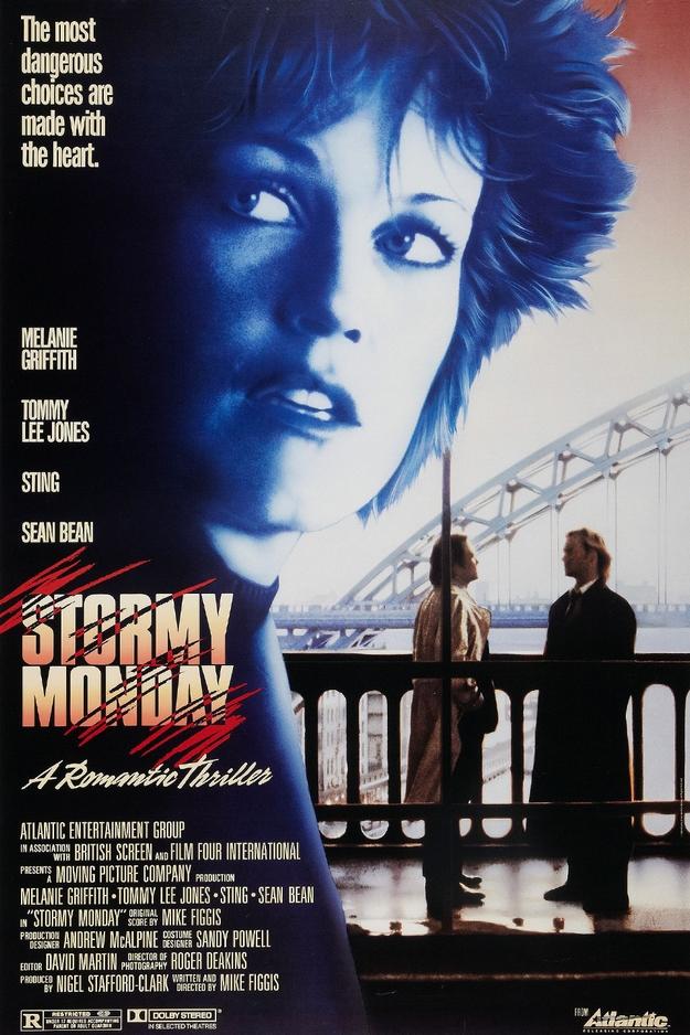 Stormy Monday - affiche