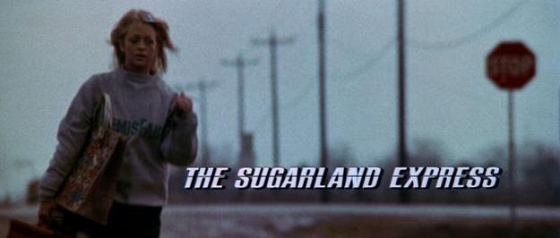 Sugarland Express - générique