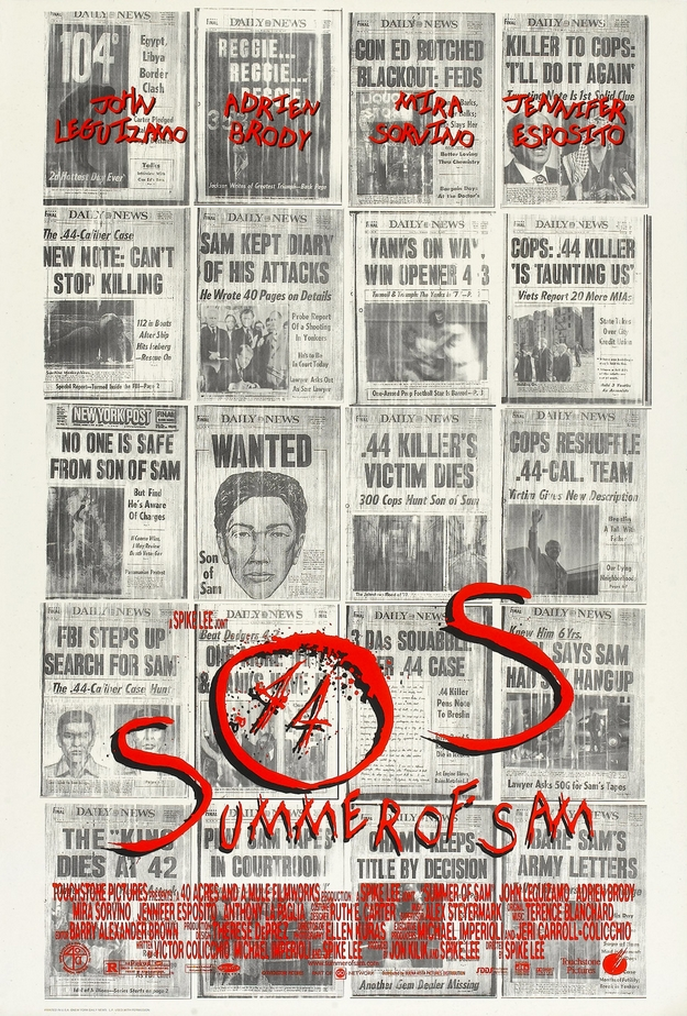 Summer of Sam - affiche
