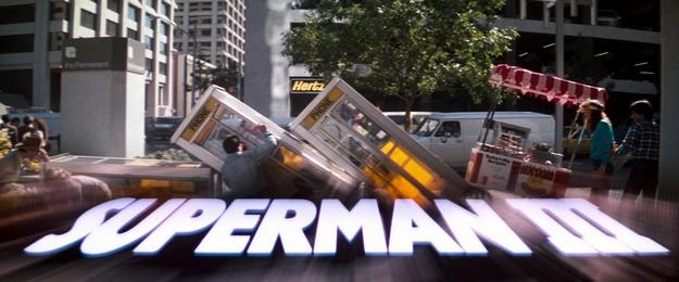 Superman 3 - générique