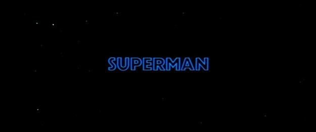 Superman - générique