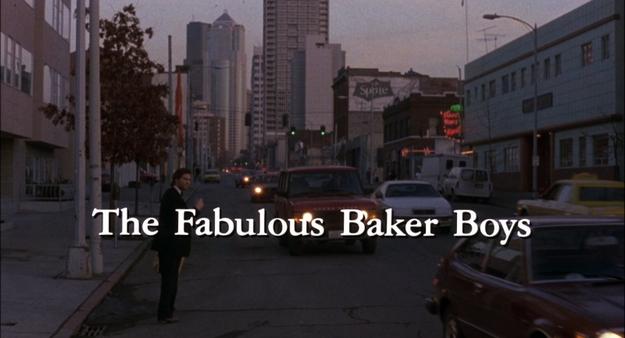 Susie et les Baker Boys - générique