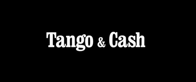 Tango et Cash - générique