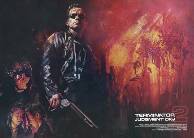 Terminator 2 - Tony Stella