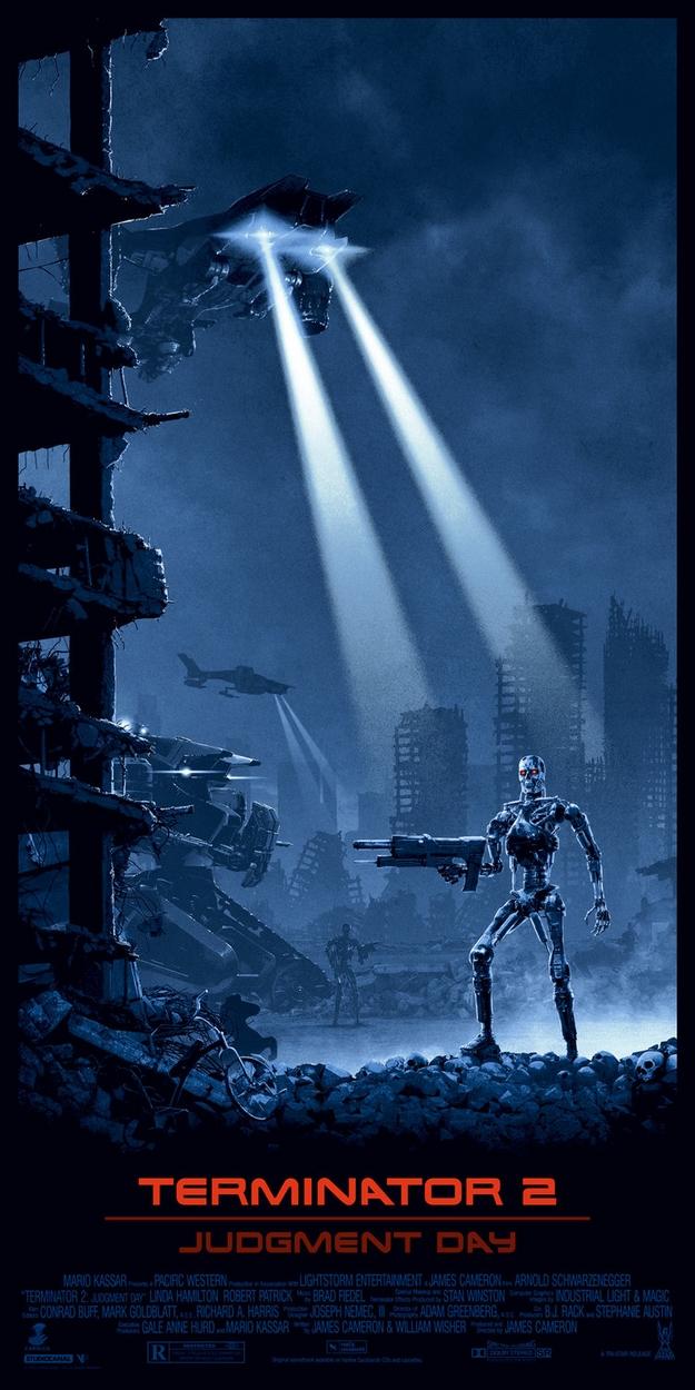 Terminator 2 - Matt Ferguson
