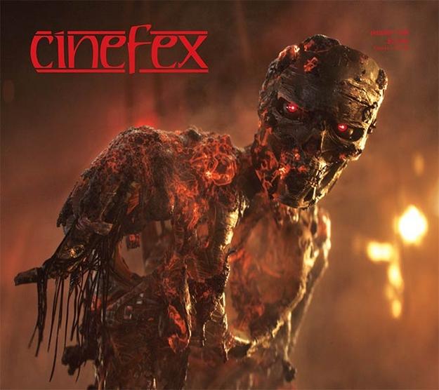 Terminator Dark Fate - Cinefex