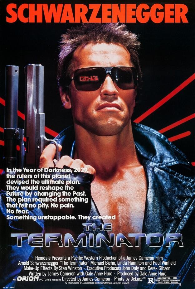 Terminator - affiche
