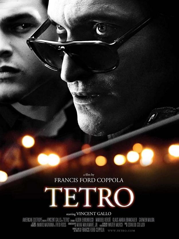Tetro - affiche
