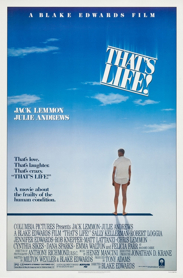 That's Life - affiche