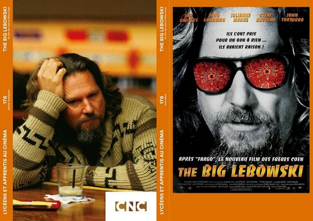 The Big Lebowski - CNC