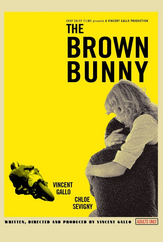 The Brown Bunny - affiche