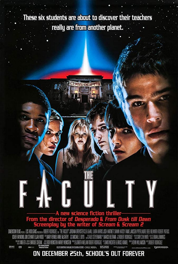 The Faculty - affiche