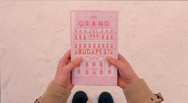 The Grand Budapest Hotel - générique