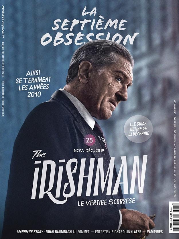 The Irishman - La Septième Obsession