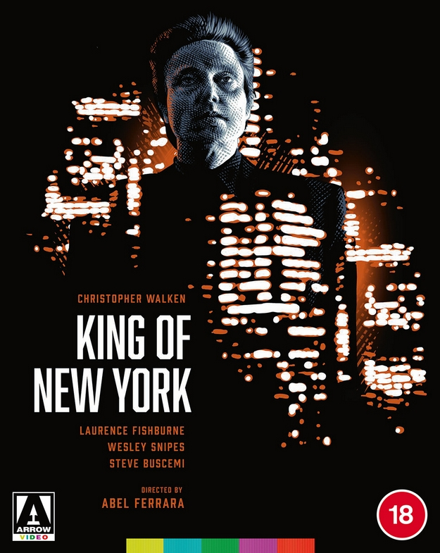 The King of New York - Arrow Video