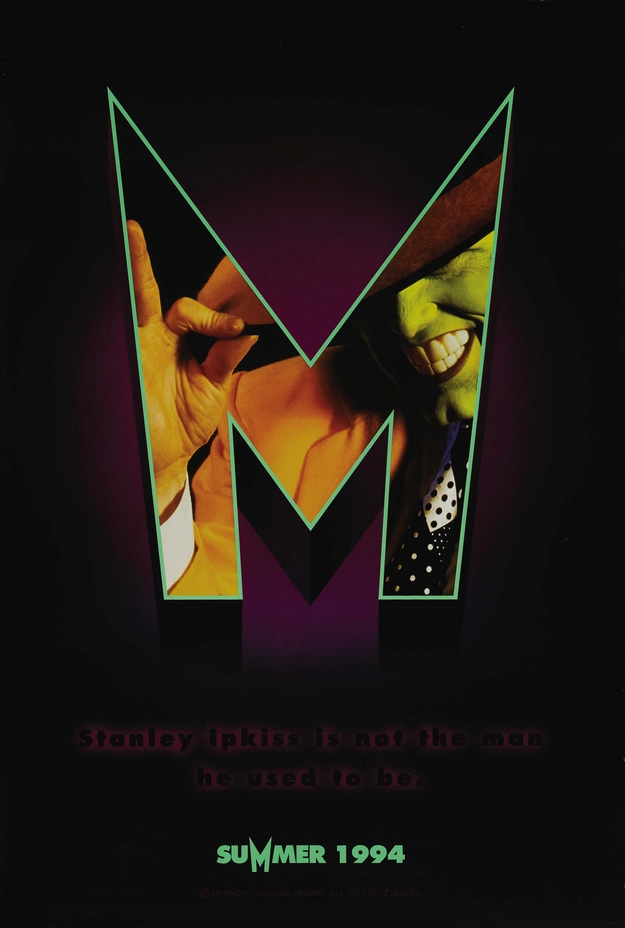 The Mask - affiche