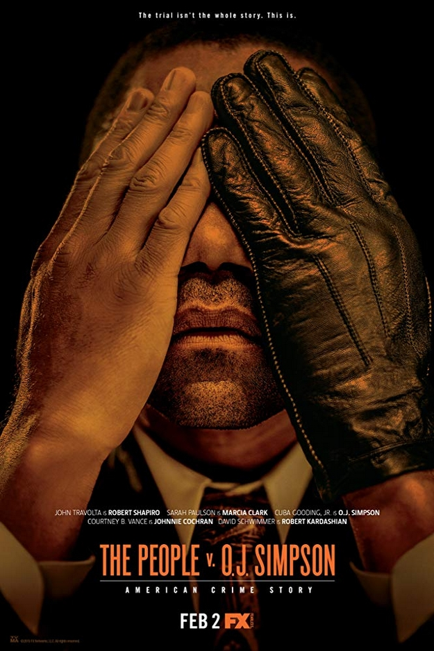 The People v. O.J. Simpson - affiche