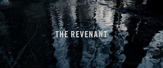 The Revenant - générique