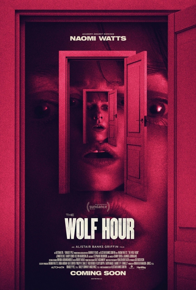 The Wolf Hour - affiche