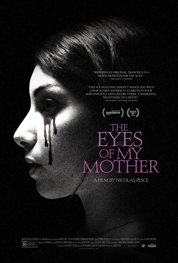 The Eyes of My Mother - affiche