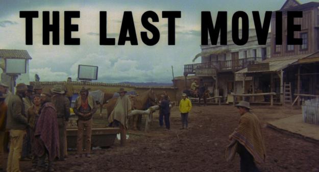 The Last Movie - générique
