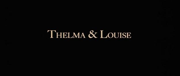 Thelma et Louise - générique