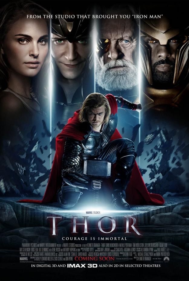 Thor - affiche
