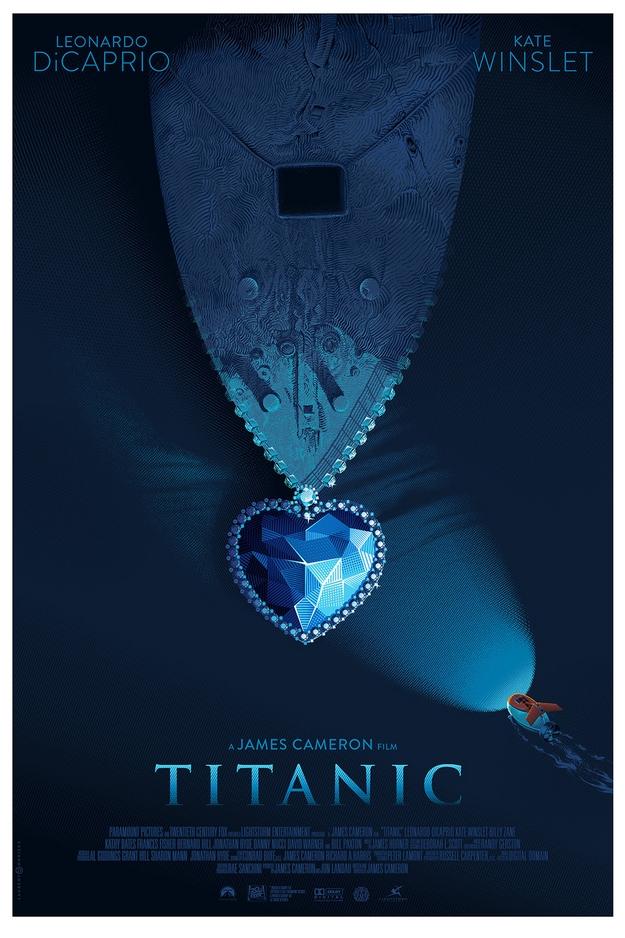 Titanic - Laurent Durieux