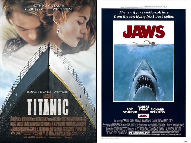 Titanic - Les dents de la mer