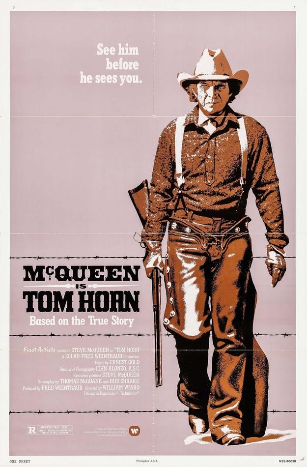 Tom Horn - affiche