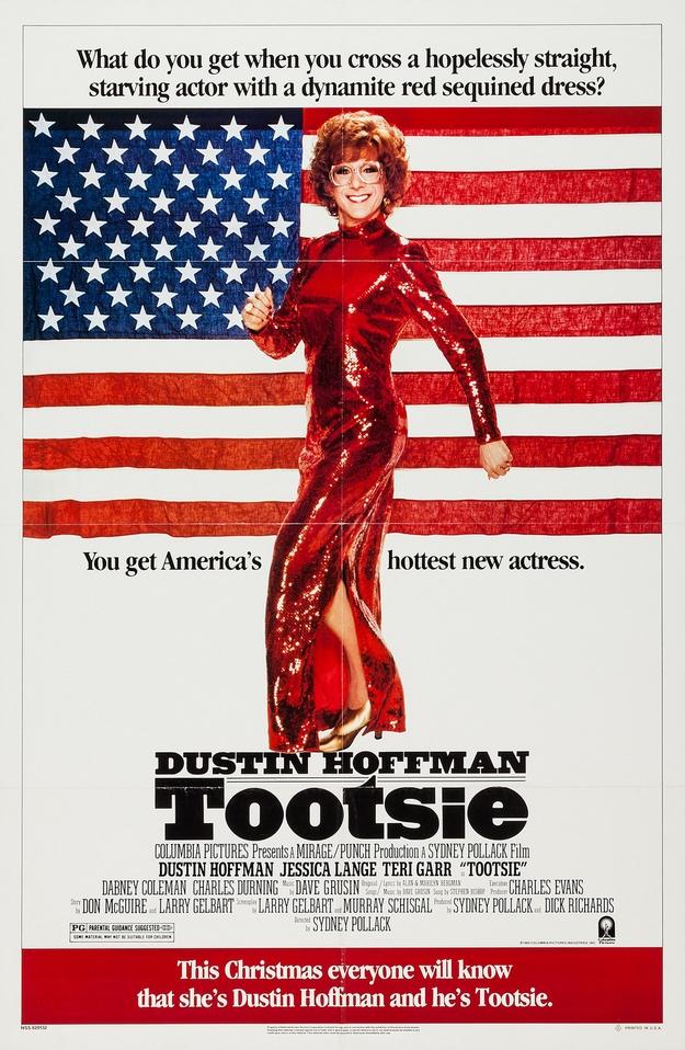 Tootsie - affiche