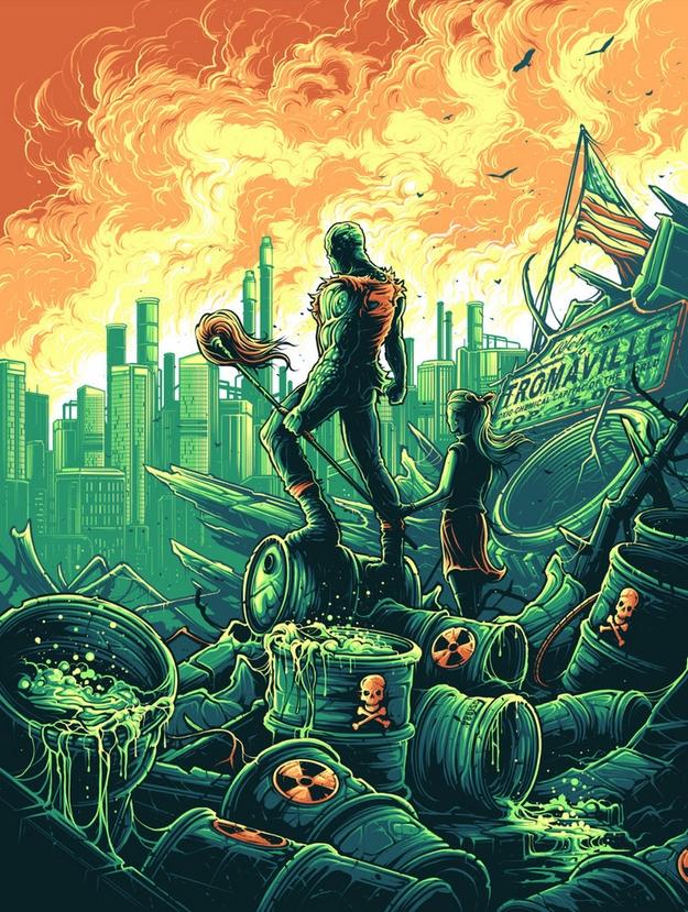 Toxic - Dan Mumford