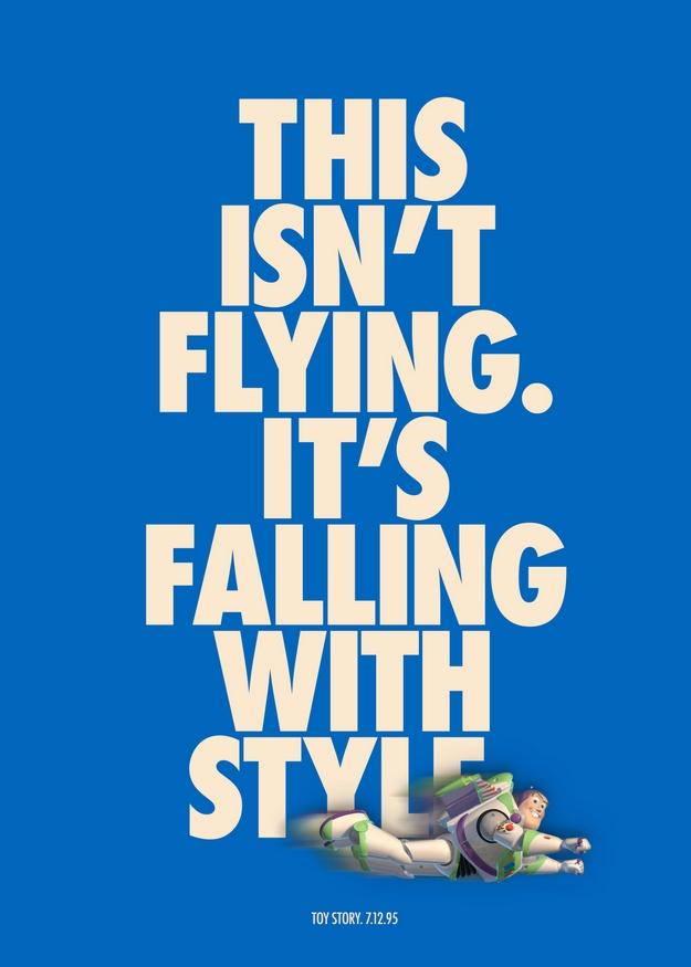 Toy Story - affiche alternative