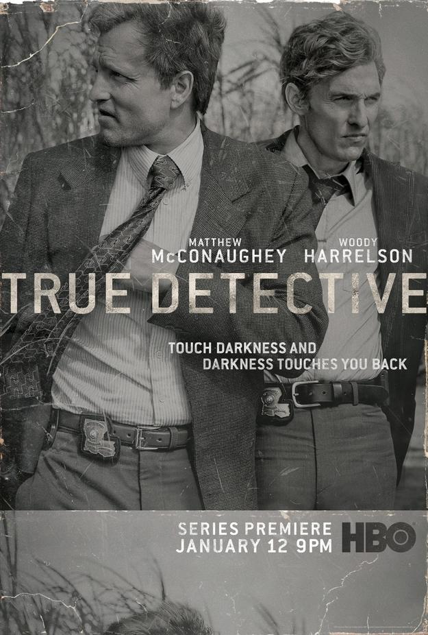 True Detective saison 1 - affiche