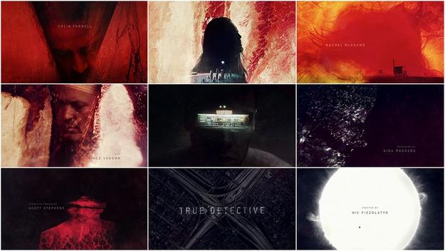 True Detective saison 2 - générique
