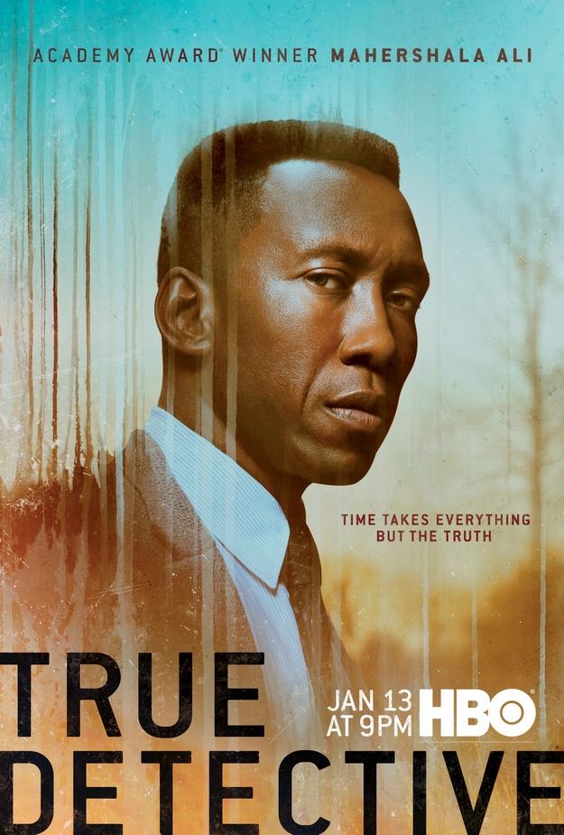 True Detective saison 3 - affiche