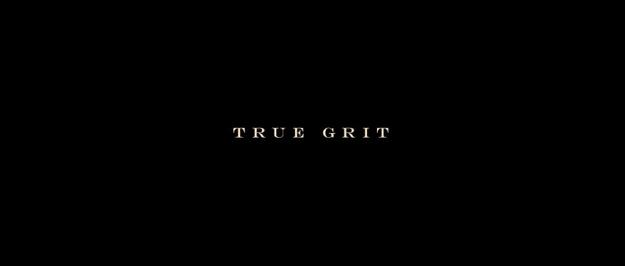 True Grit - générique