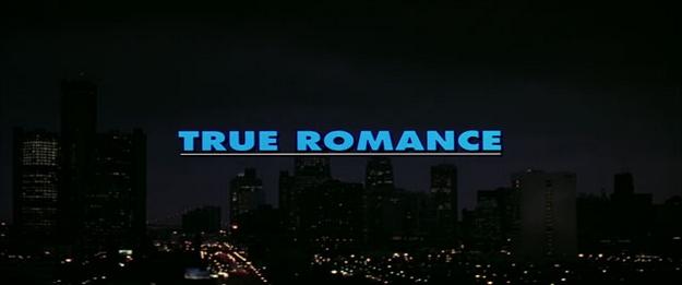 True Romance - générique
