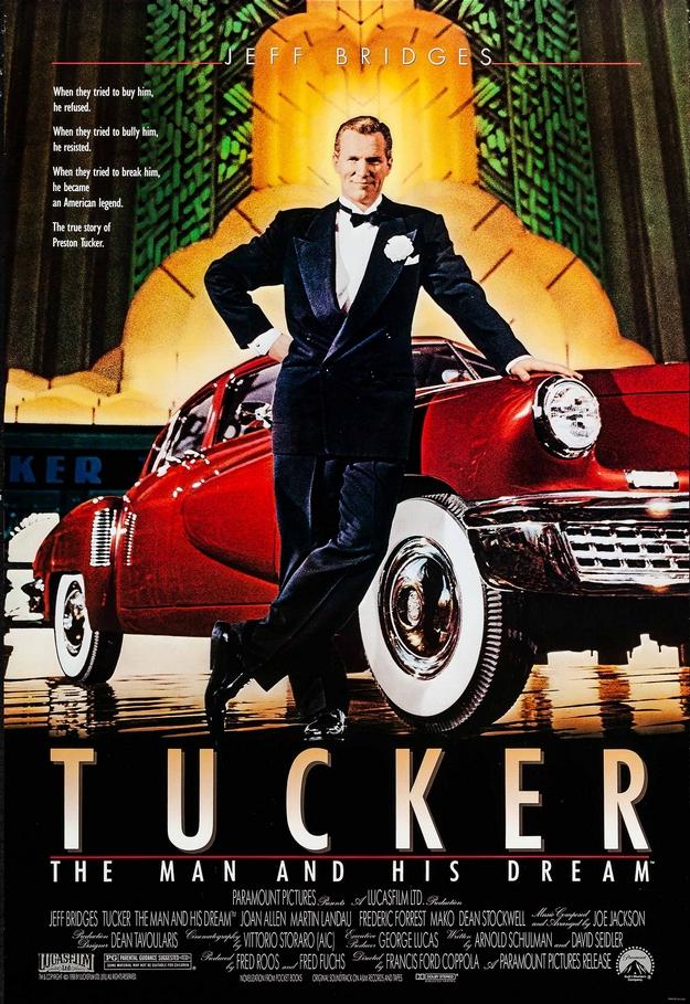 Tucker - affiche