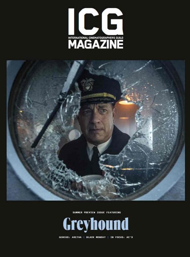 USS Greyhound - ICG Magazine